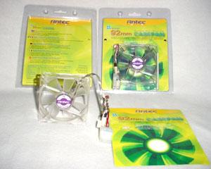 Antec 92mm Fans